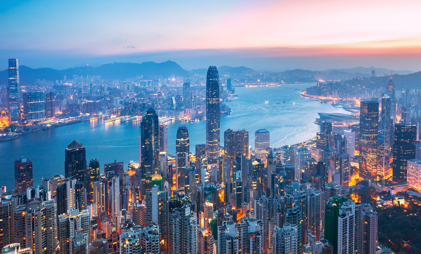 Payroll and HR in Hong Kong